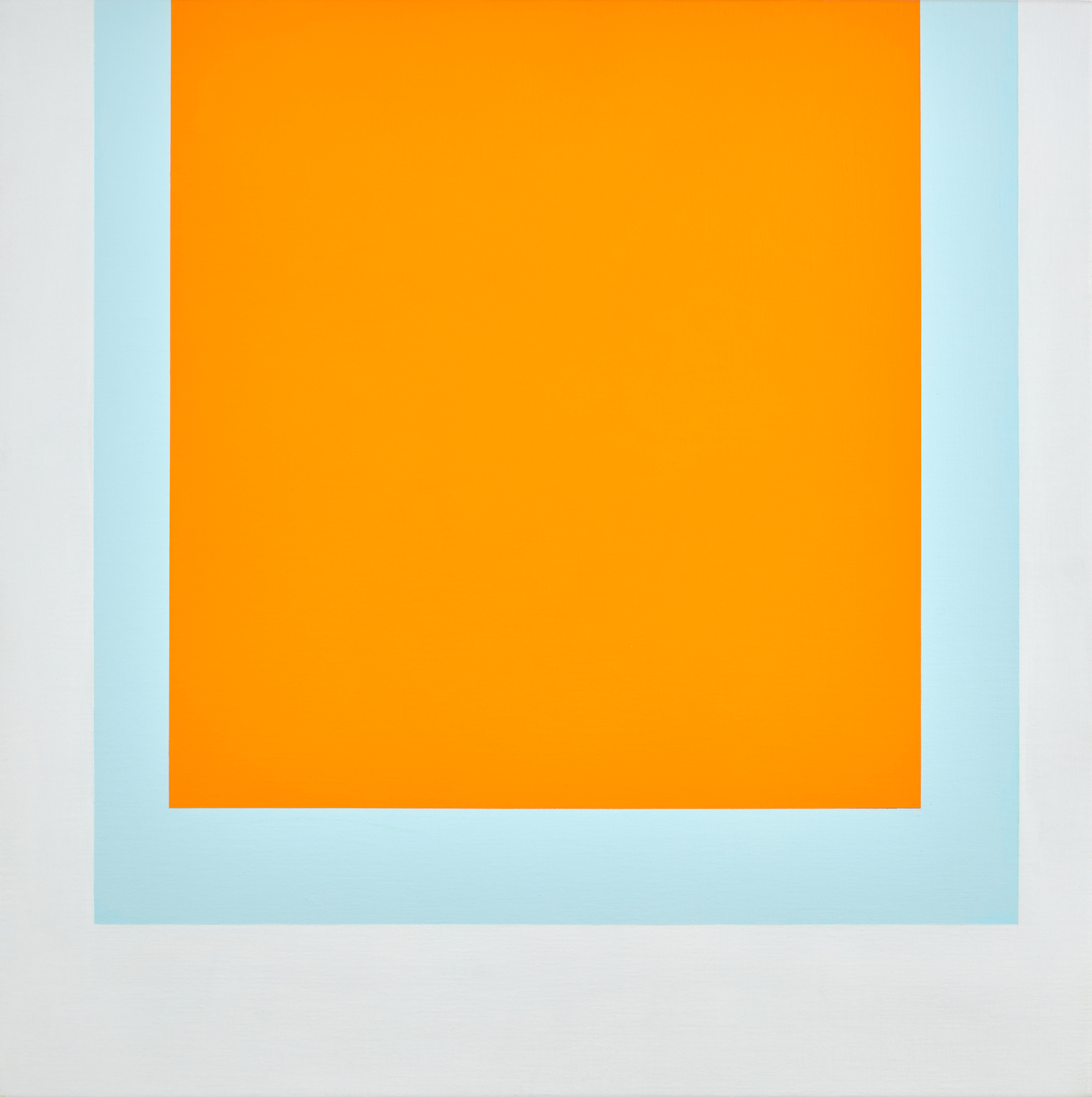 Open Air 2 , 2016  acrylic on Belgian linen  95 x 95 cm