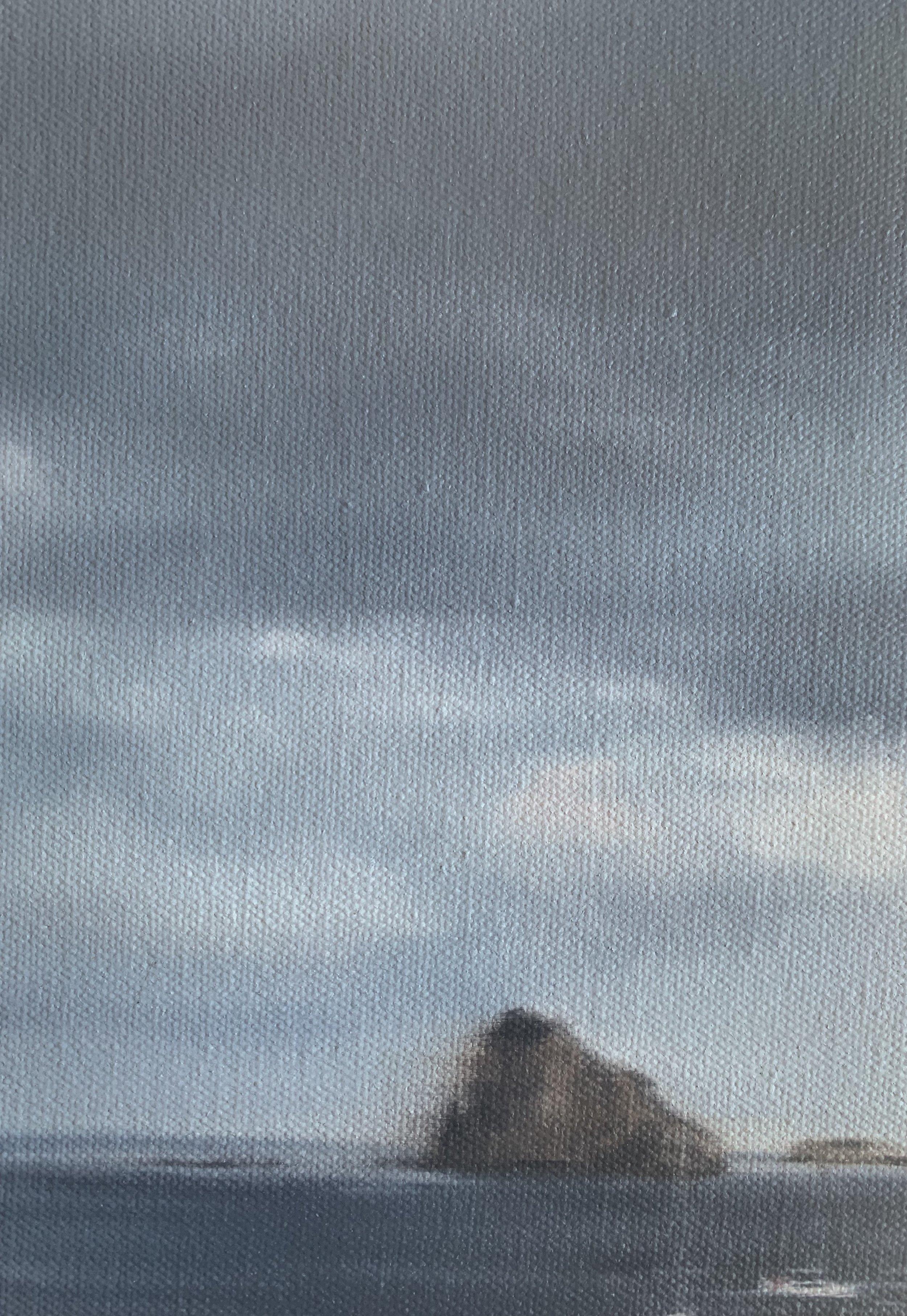 AMELIA CARROLL  image.81 , 2019 oil on canvas 18 x 12.5 cm