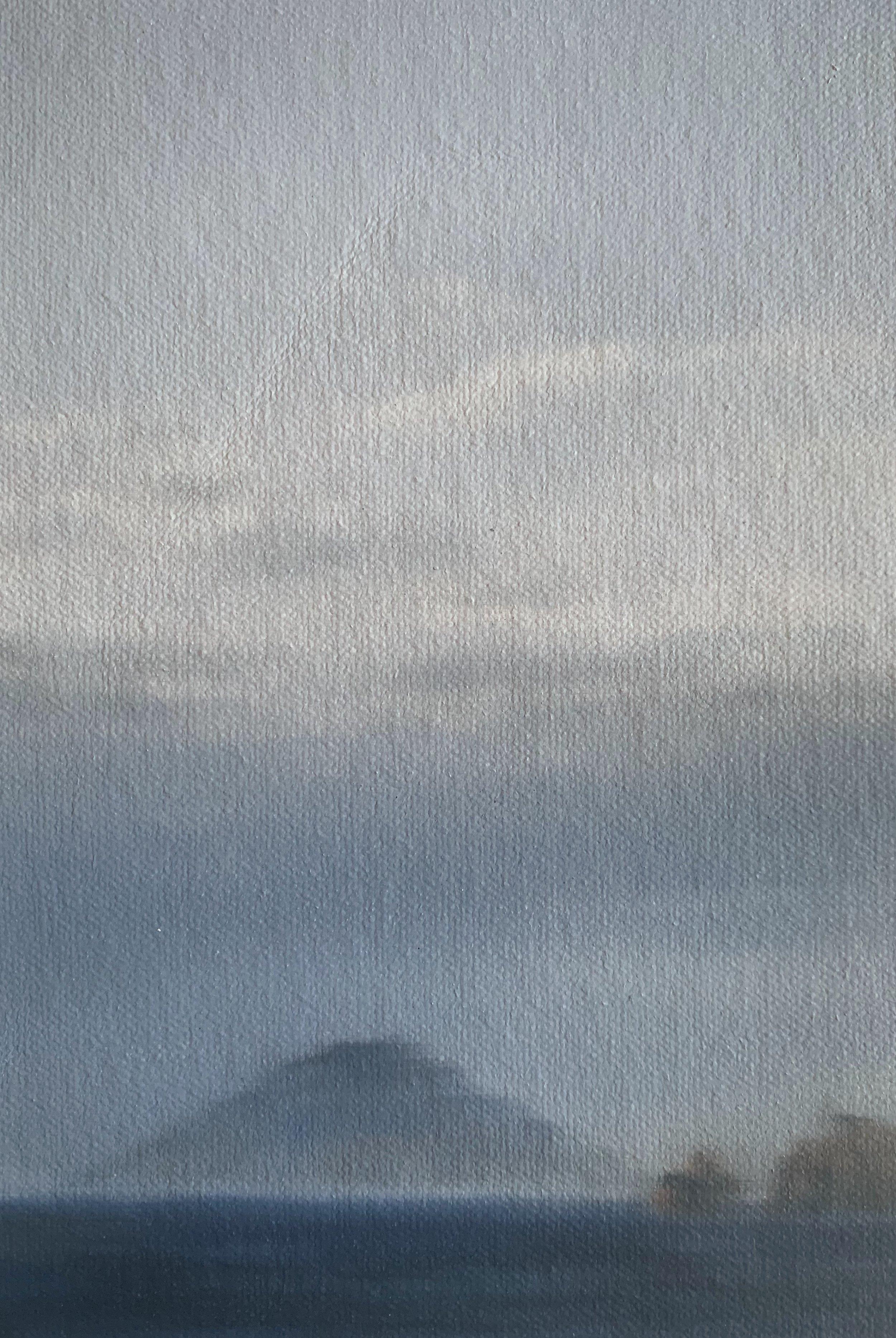 AMELIA CARROLL  image.85 , 2019 oil on canvas 18 x 12.5 cm