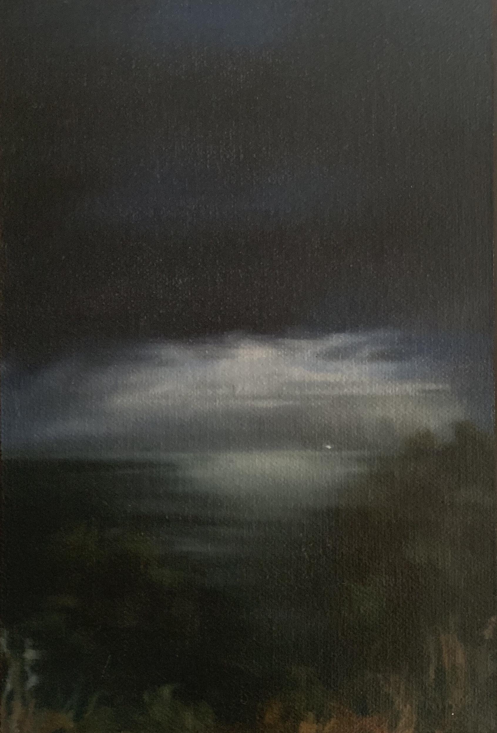 AMELIA CARROLL  image.90 , 2019 oil on canvas 18 x 12.5 cm