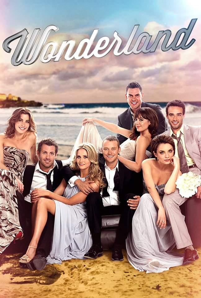 "Megan guest-starred as ""Amelia Windsor"" on Channel Ten's hit drama Wonderland (2014)."