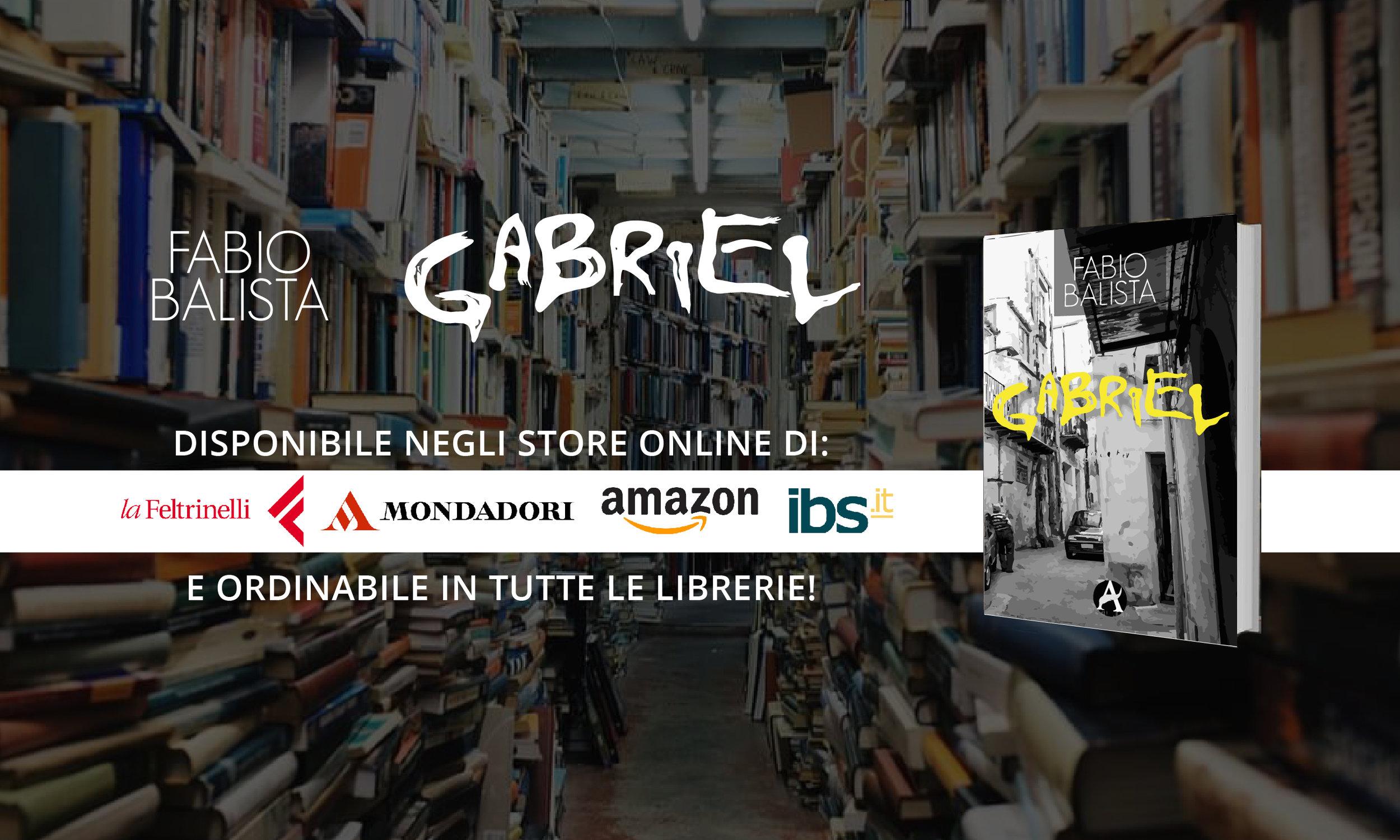 Gabriel - distribuzione store online