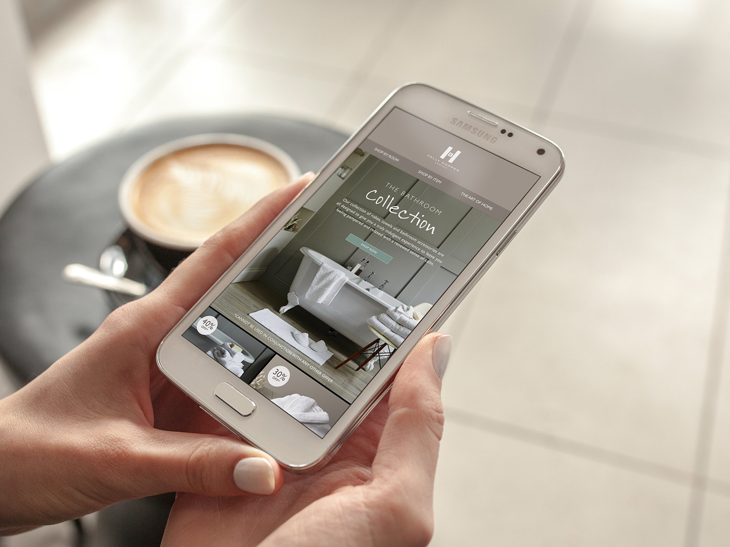 Mobile focused email marketing