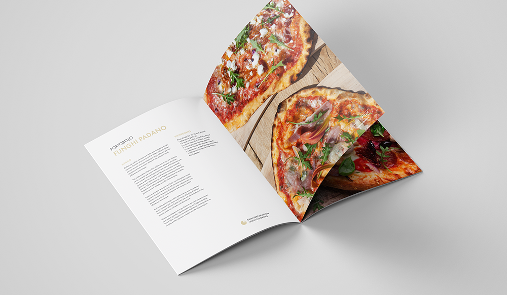 Street Pizza Official Recipe Manual