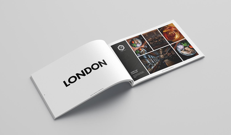 Brand Identity:  Showcase Portfolio