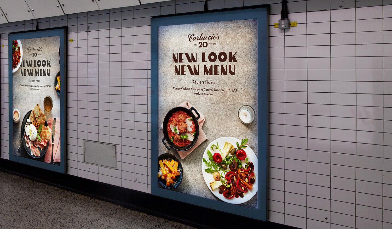New Launch Menu:  Digital Underground Advert