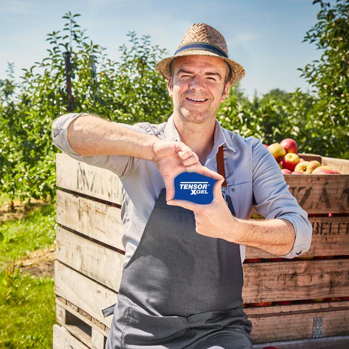 Exide GNB Tensor X Gel apple farmer