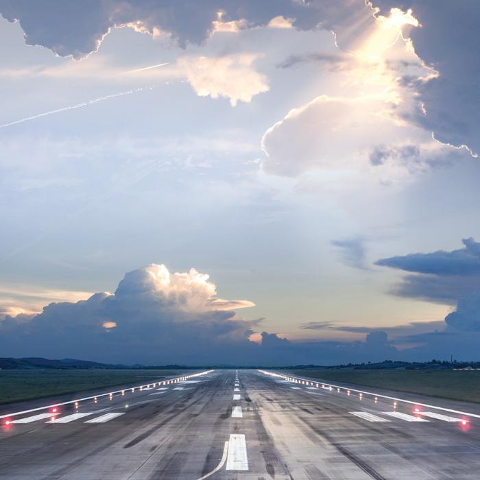 Continental runway