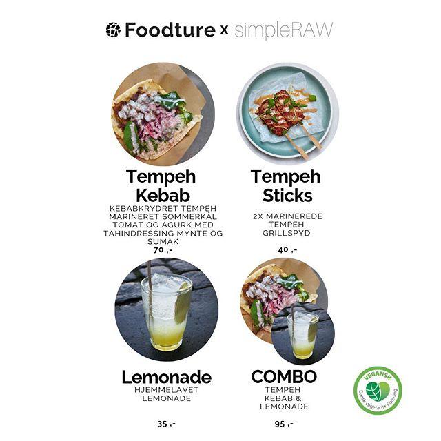Er du i København i weekenden? Kom forbi og få en lækker Tempeh Kebab eller et grillet Tempeh-spyd i morgen og resten af weekenden til @streetfood.omsoeerne  Vi har teamet op med @simpleraw og giver sammen vores bud på et bæredygtigt, sundt og smagsfuldt måltid.🌱🤤 Vi ses👋🏻 #simpleraw #healthy #glutenfree #futurefood #madmedmedfølelse #vegan #vegansk #plantbased #vegancopenhagen #veggie #bowls #veganskmad #vegancph #tholstrup #tempeh #forksoverknives #streetfood #streetfoodomsøerne #foodture #plantebaseret #rainbowfood #lupine #sustainable #bæredygtighed