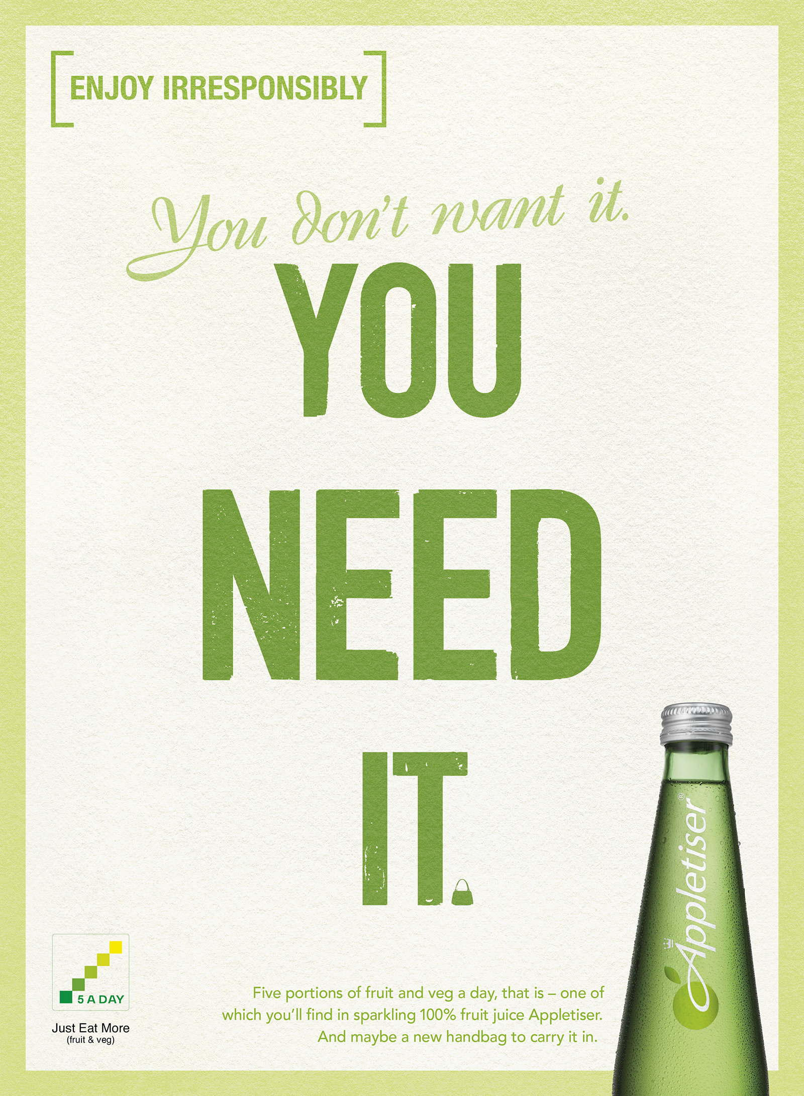 Appletiser | Art Director | Designer | by James-Lee Duffy