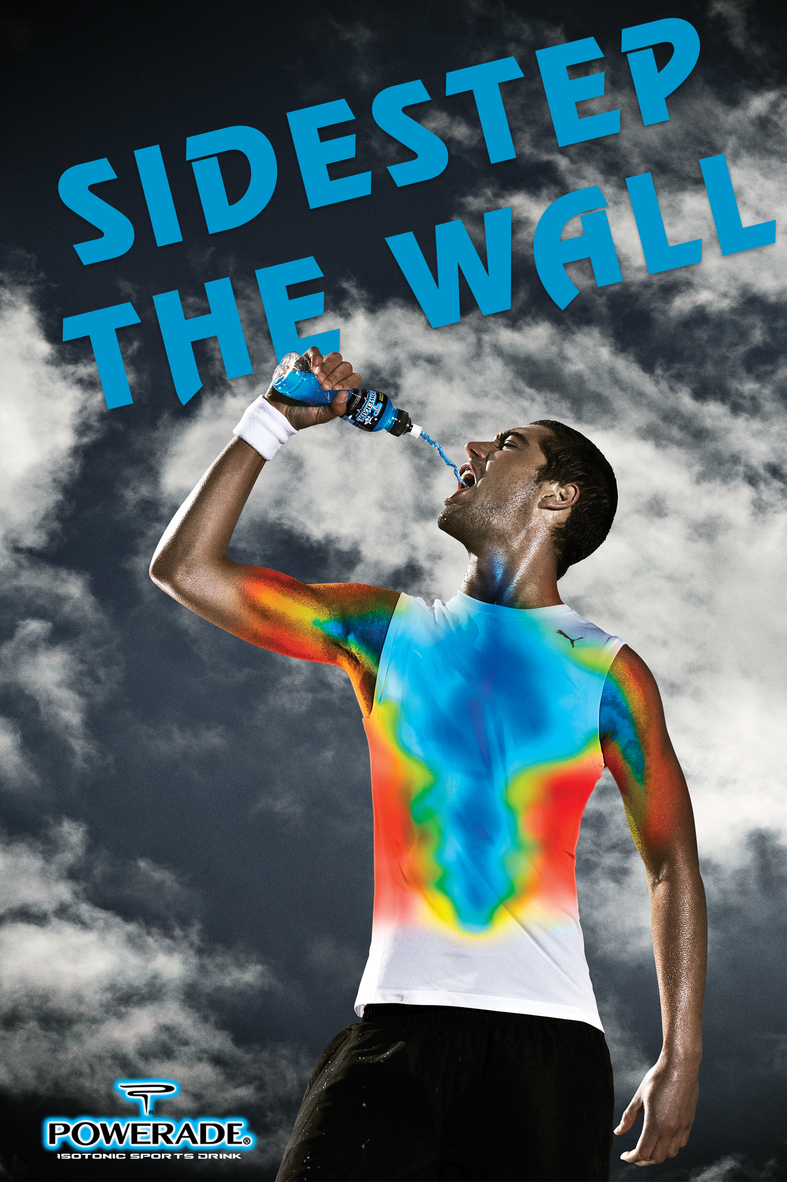 Powerade   Art Direction   Design   By James-Lee Duffy
