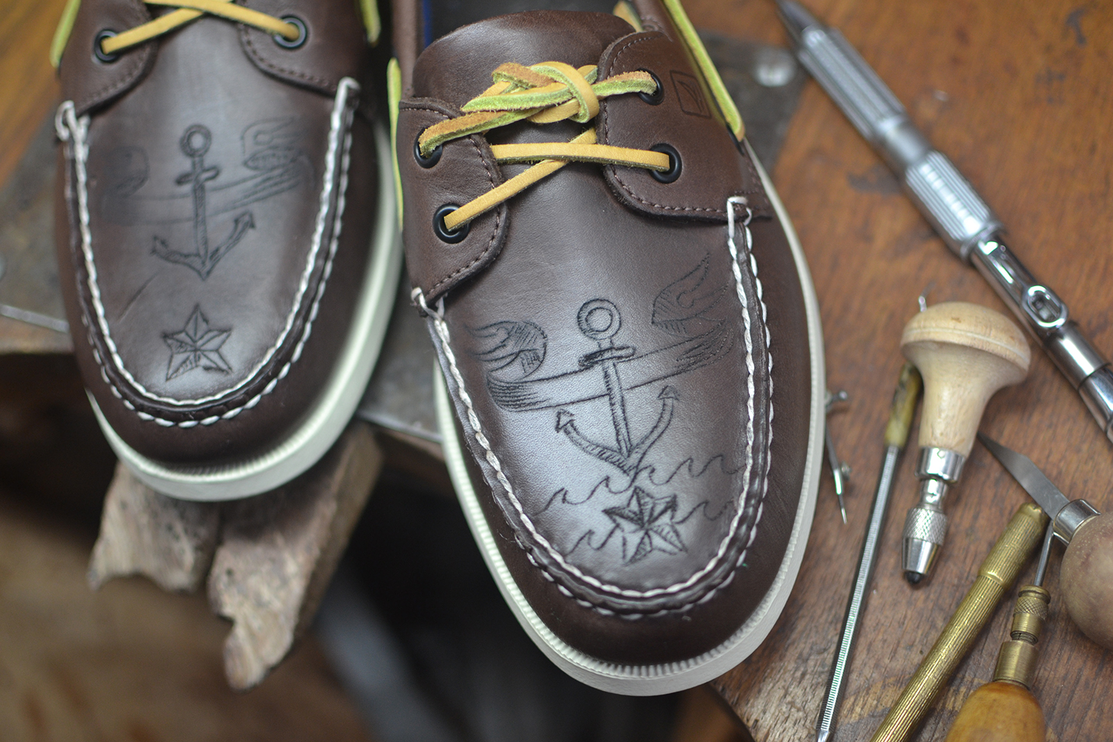 Sperry   Art Direction By James-Lee Duffy