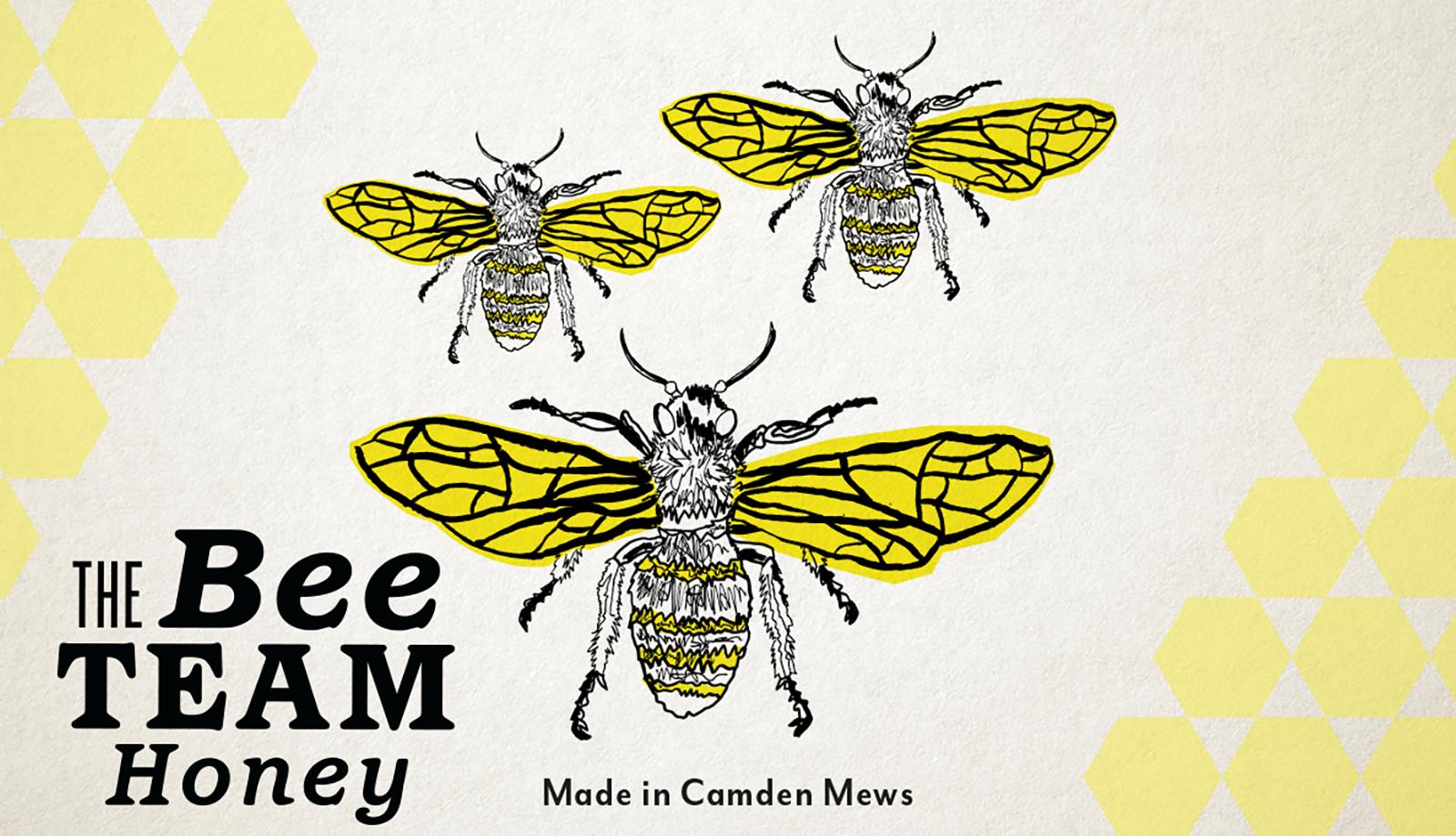 Honey Pot | Design | Illustration By James-Lee Duffy