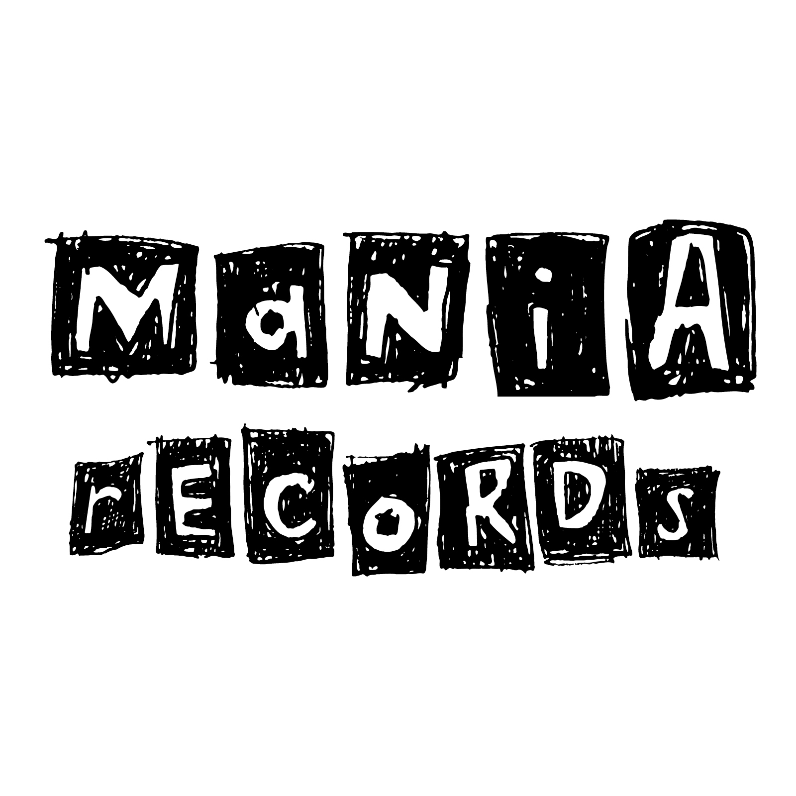 Mania Records   Branding   By James-Lee Duffy