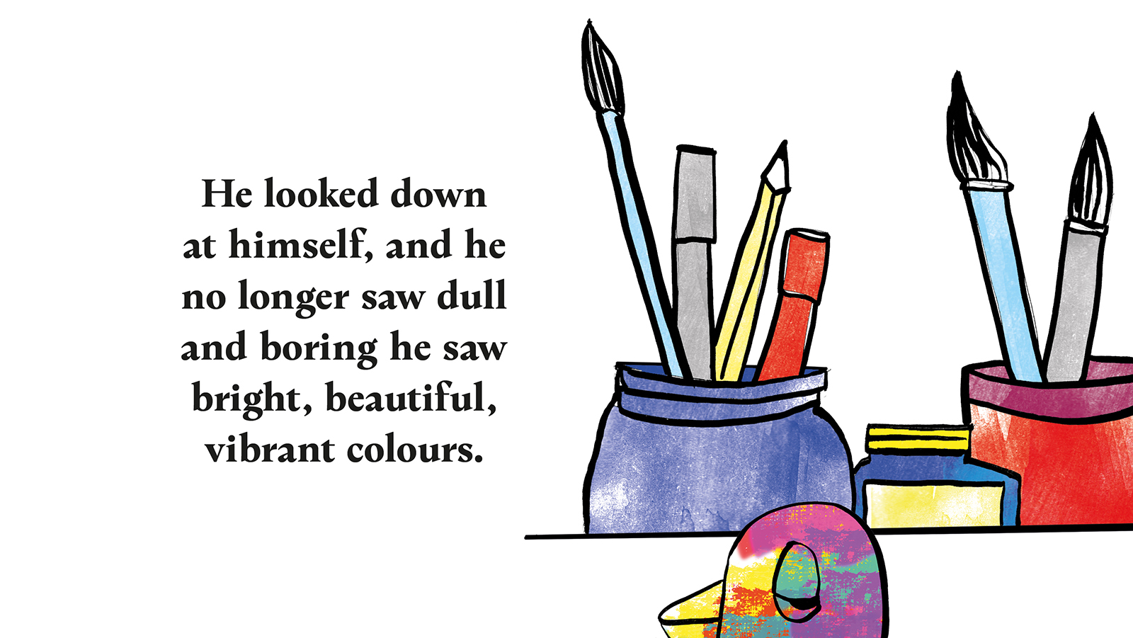 Kids Book | Writer | Illustration By James-Lee Duffy