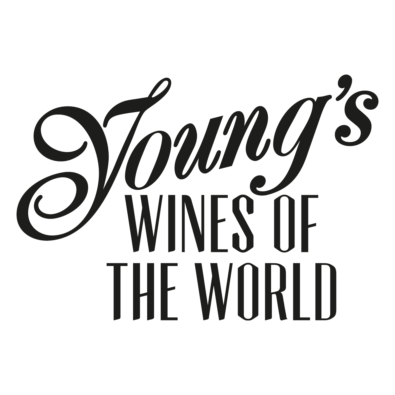 Youngs Wines Of The World   Branding   By James-Lee Duffy