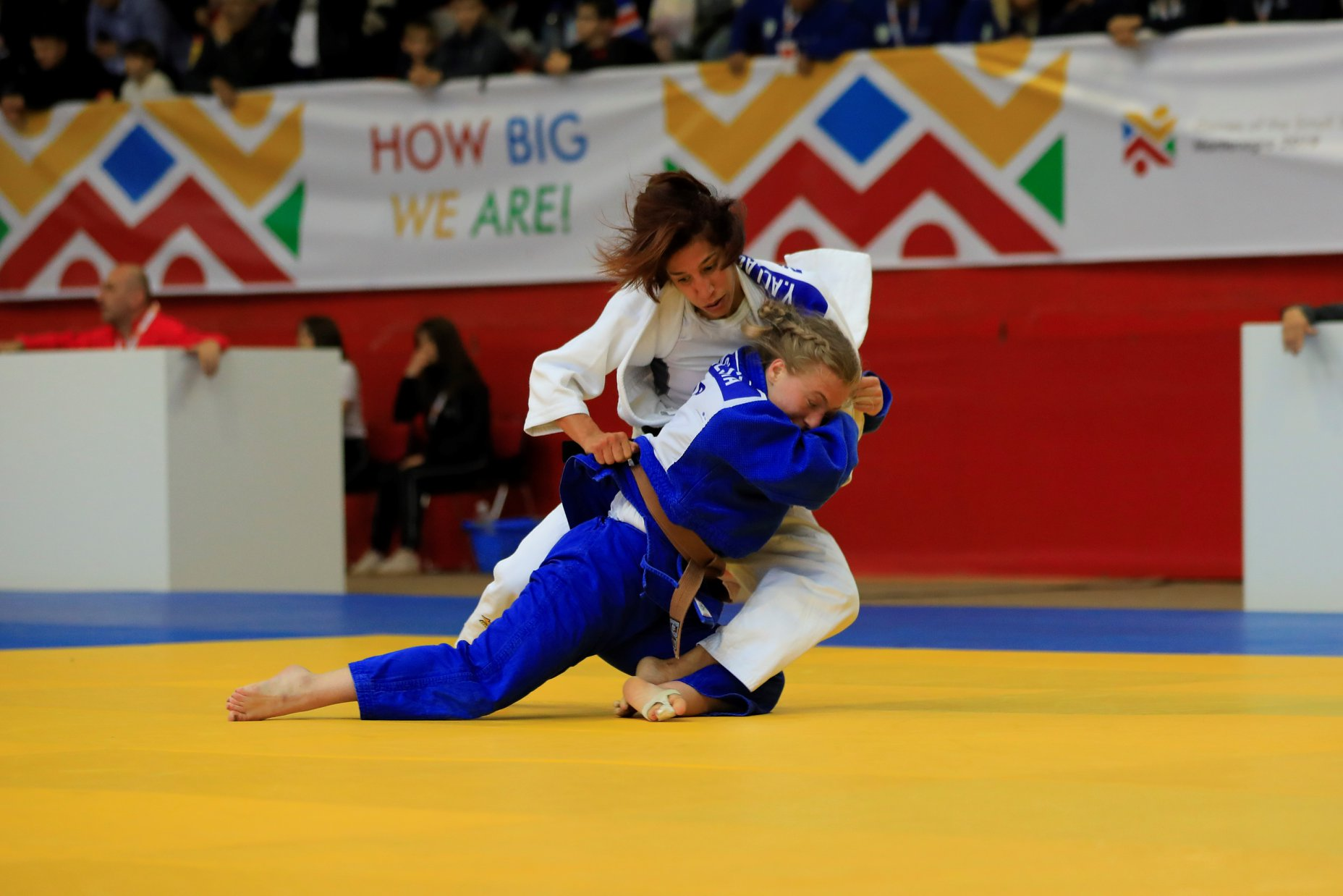 Sofia Asvesta in action - Photo: Cyprus Olympic Committee