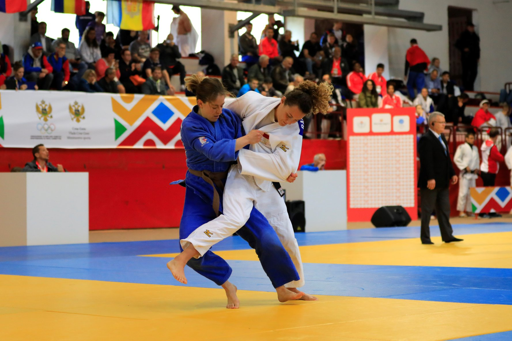 Nikola Evripidou in action - Photo: Cyprus Olympic Committee