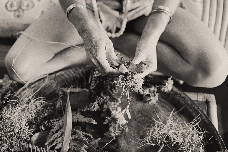 Balinese Offerings -