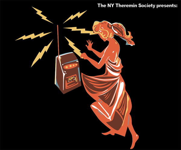 THEREMIN LAB - January 13th 2018 - 8pm - 169 BOWERYThe NYTS launches its new concert series as part of the NEW EAR FESTIVAL at Fridman Gallery:8 Thereminists and students of the Theremin present new works and explorations, continuing the experimental concert series that started in 2006 at Issue Project Room when the NY Theremin Society was founded.Featuring Performances by:Gabriel and Rachael GUMAMatt DALLOWCharles HOBBSCornelius LOYDorit CHRYSLERThe THEREMINOESget your Ticket!