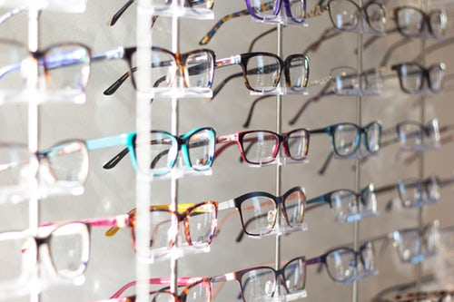 World's leading eye wear manufacturer. - #Servicedesign #Research #Strategy