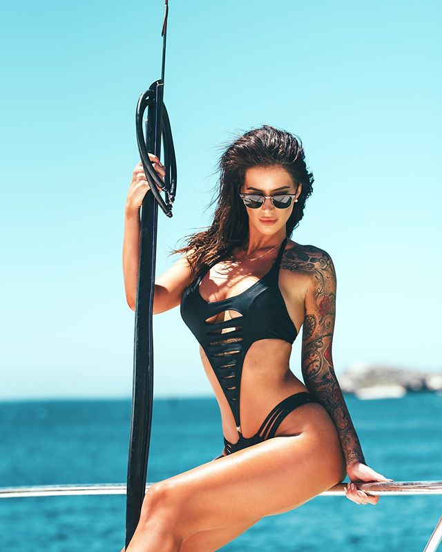 Know your worth... then add tax - Slayer collection - The Black Widow Swimsuit is designed to sculpt your body. #body #defining #swimwear #hot #slayer #queen #fierce #unique #photooftheday #instagood #boat #party #beach #babe