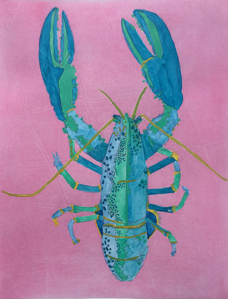 Turquoise Lobster
