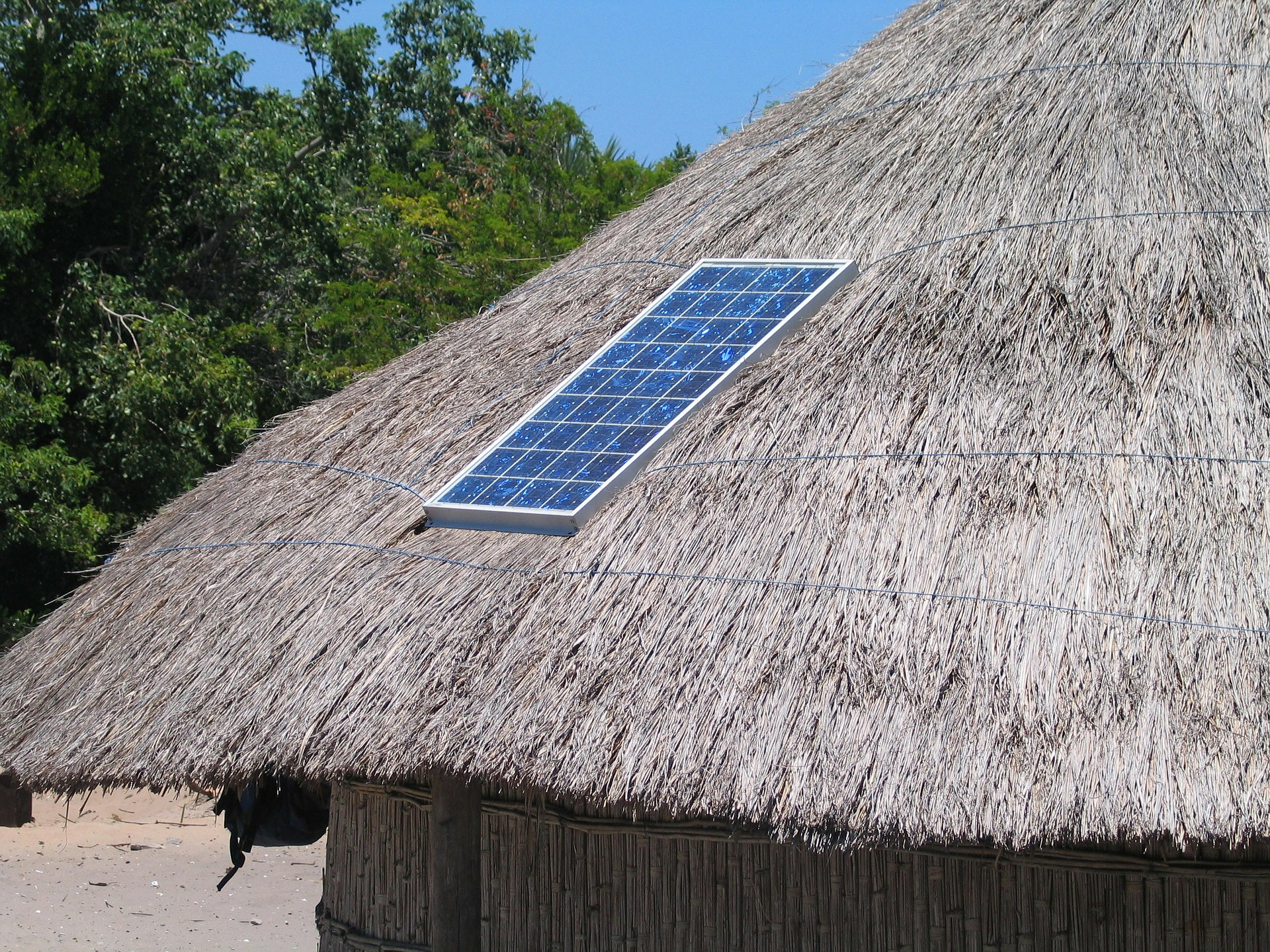 solar panel tipi