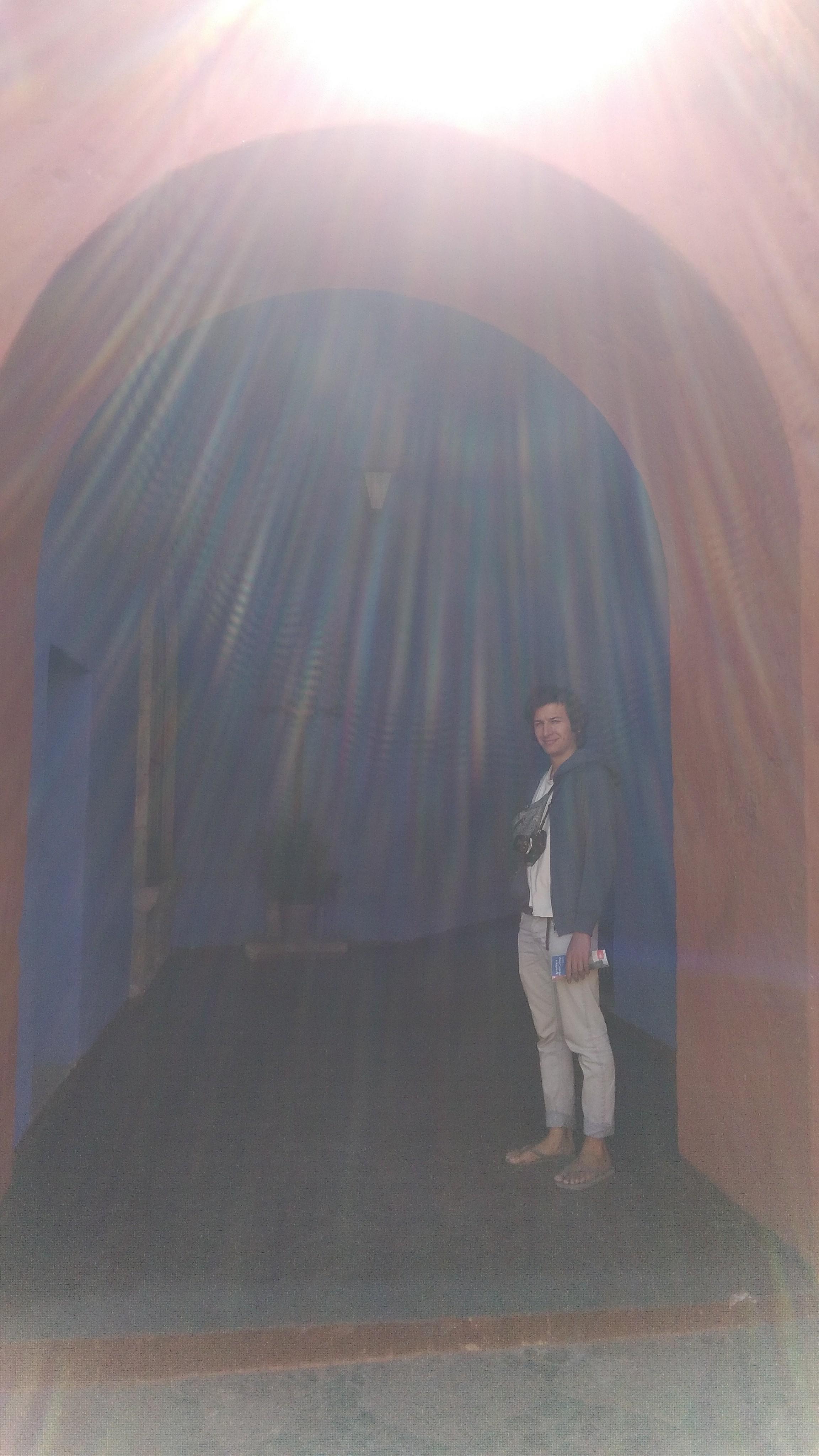 Saint Rohan dans le couvent