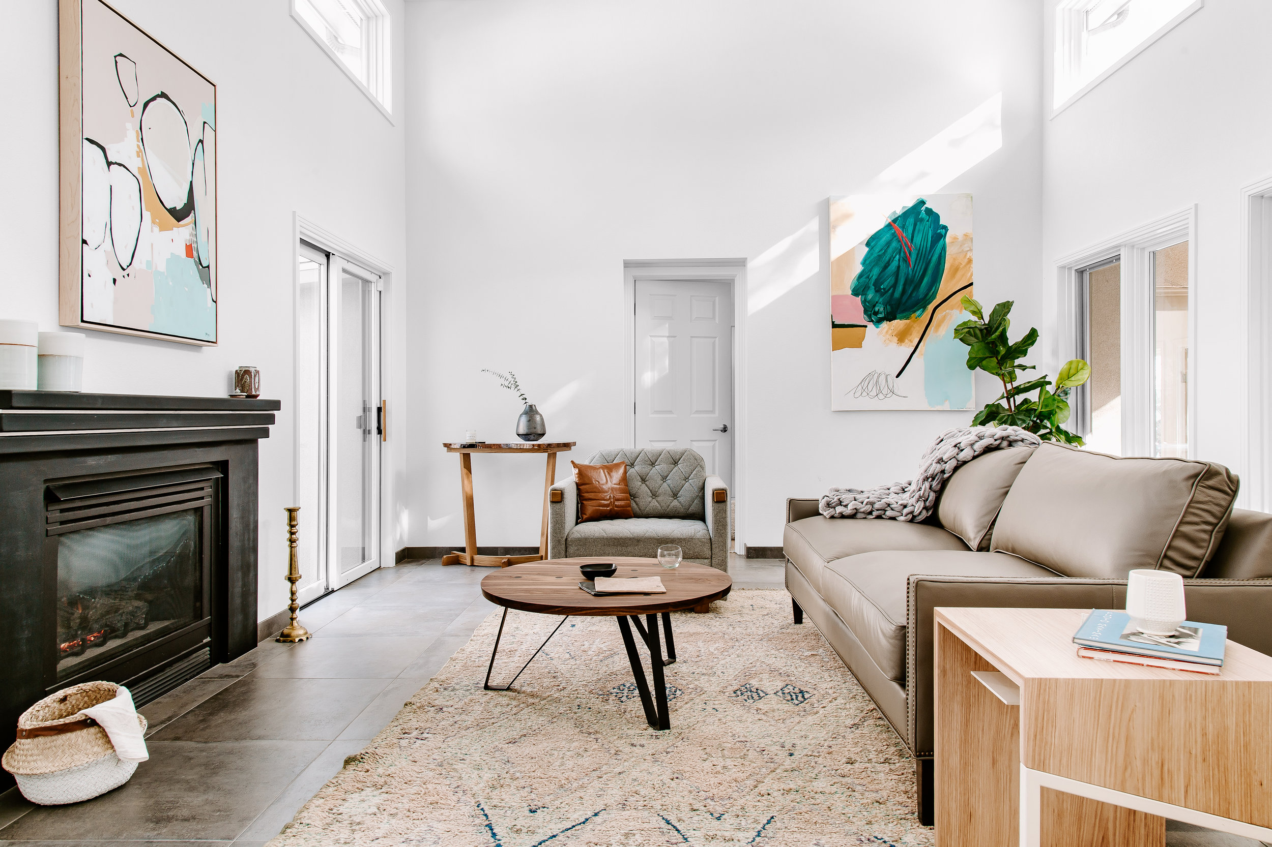 1223 6th St. - A bright, spacious single-family home near Flagstaff in Boulder, CO. Listed by Zach Zeldner, Compass.Sold for $1.39 million in 3 weeks