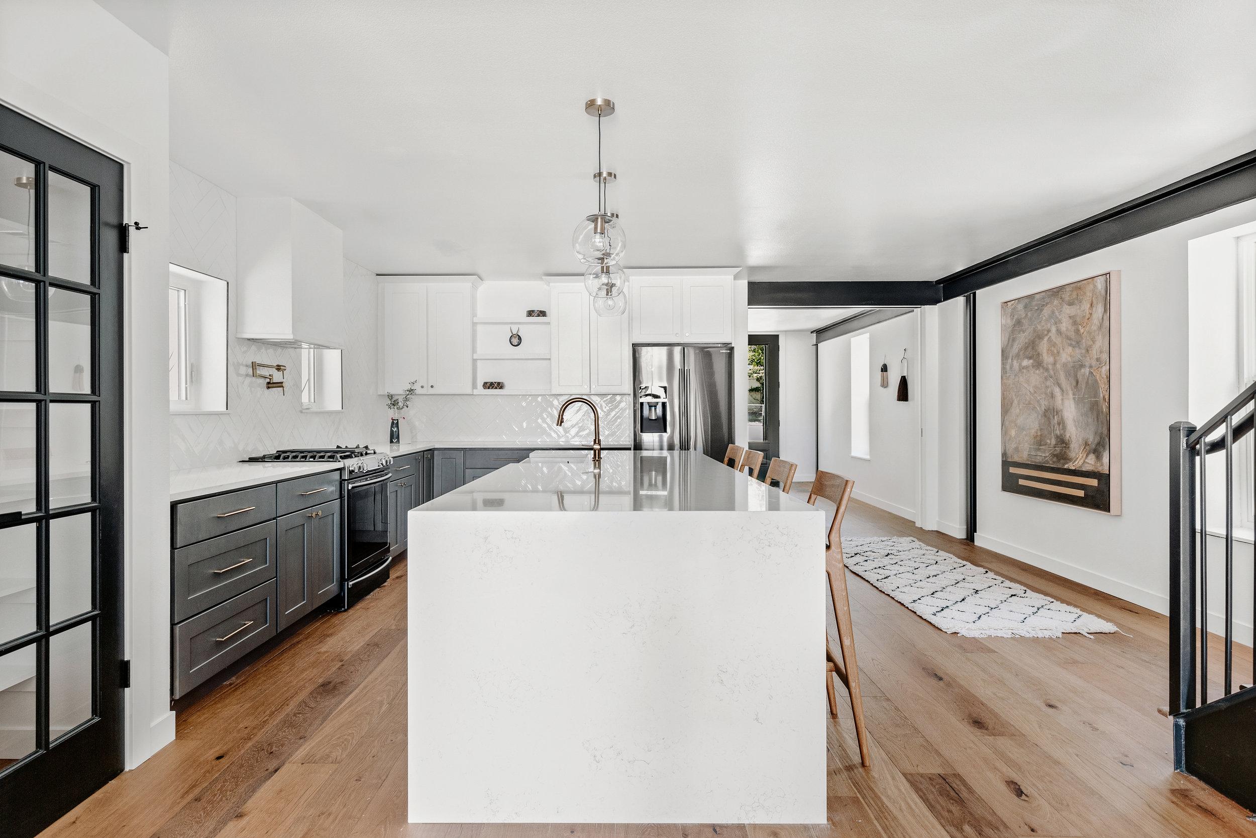 3926 Kalamath St. - Farmhouse meets luxury in Denver's Sunnyside neighborhood. Listed by Danielle Zimmerman, Fort + Hom.For sale at $1.05 million