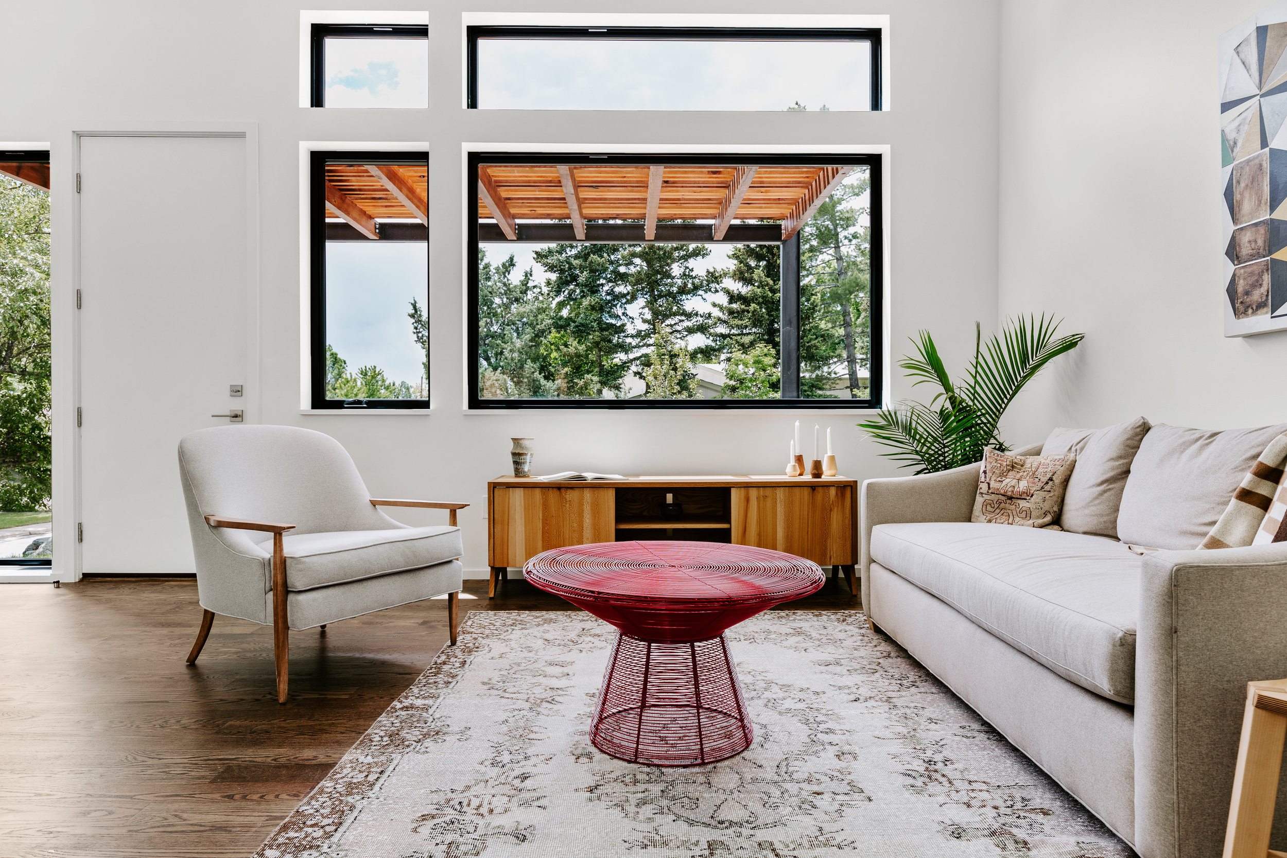 1485 Linden Ave. - Contemporary Boulder living built by Watts Architecture. Listed by Patrick Brown, Compass.Sold in 22 hours for $1.39 Million