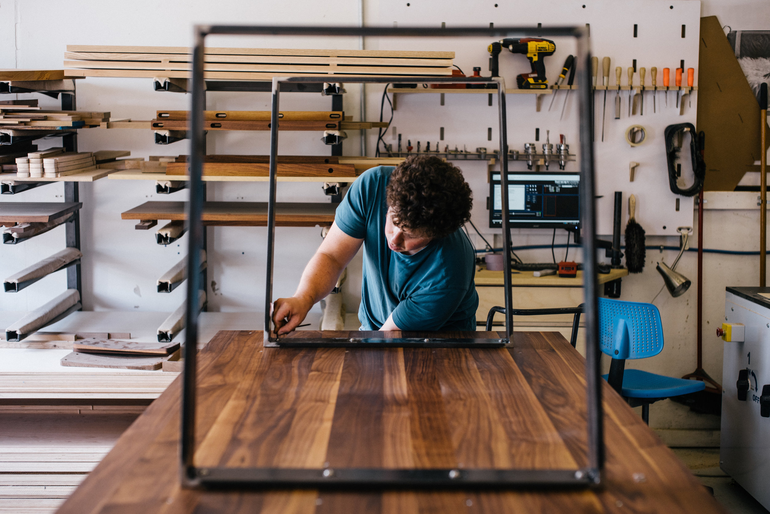 Atla Design Co   Woodworkers in Boulder, CO.  Learn more .