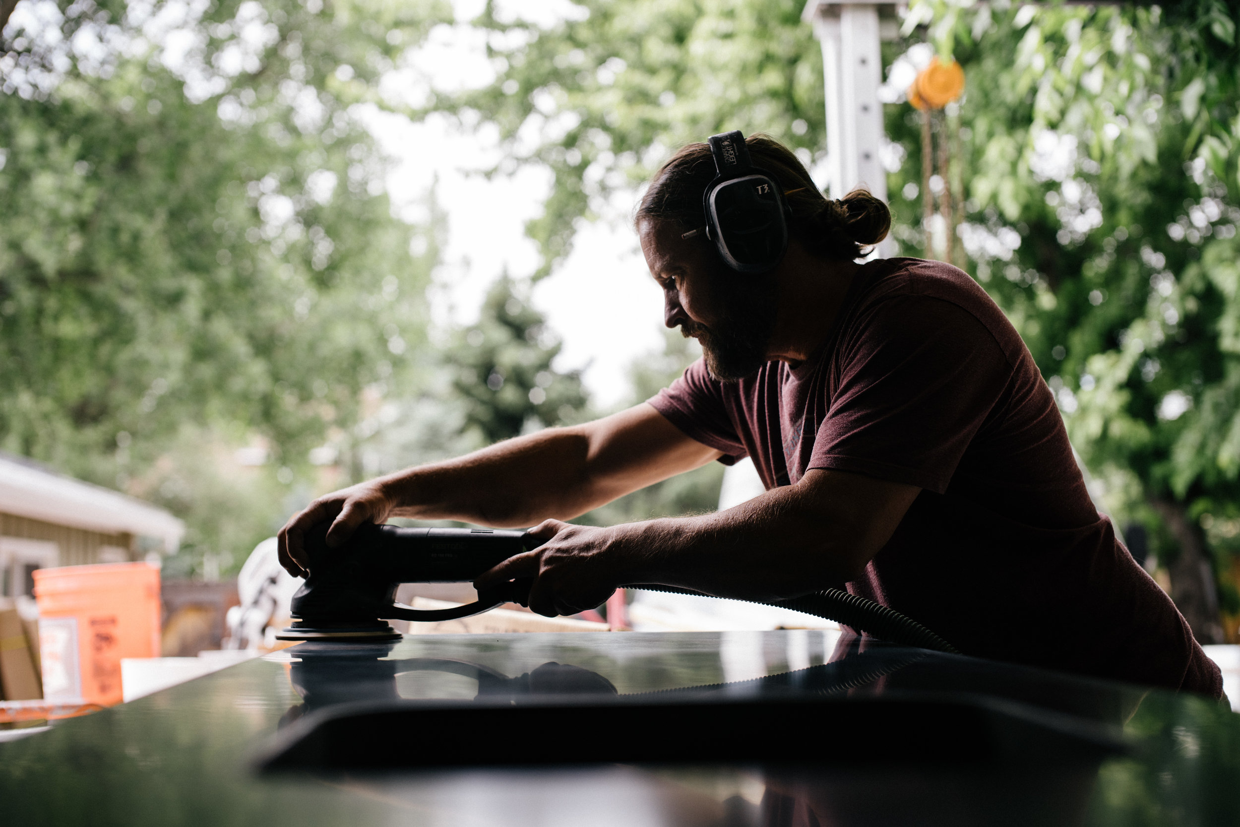 Concrete Pete   Furniture and countertop craftsman in Boulder, CO.  Learn more .