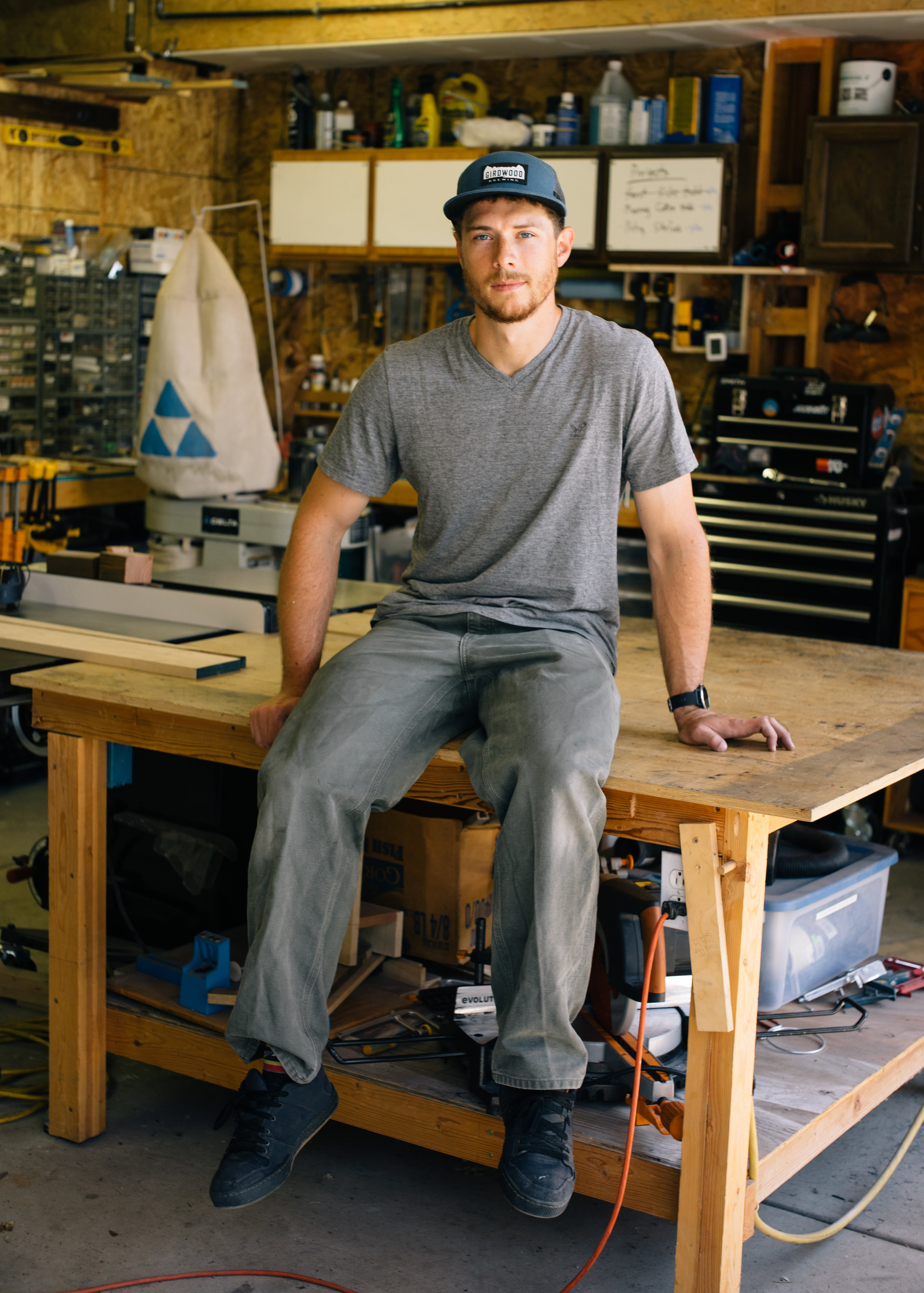 Dust & Spark   Woodworkers in Lafayette, CO.  Learn more .