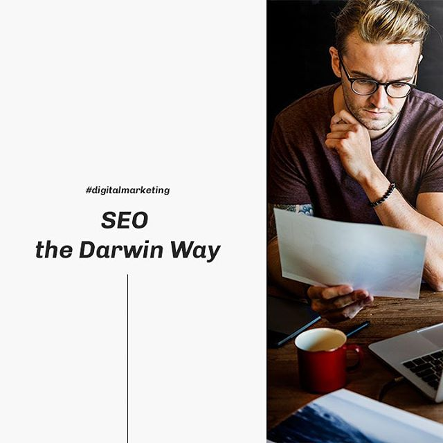 """SEO the Darwin Way - 6/13/2018 """"If you are one of those frustrated webmasters who are used to following the old rules of SEO on how to generate your own backlinks, you have to embrace the new era and use the tools already available on the web."""" Link to this journal post is in our bio. 👆"""
