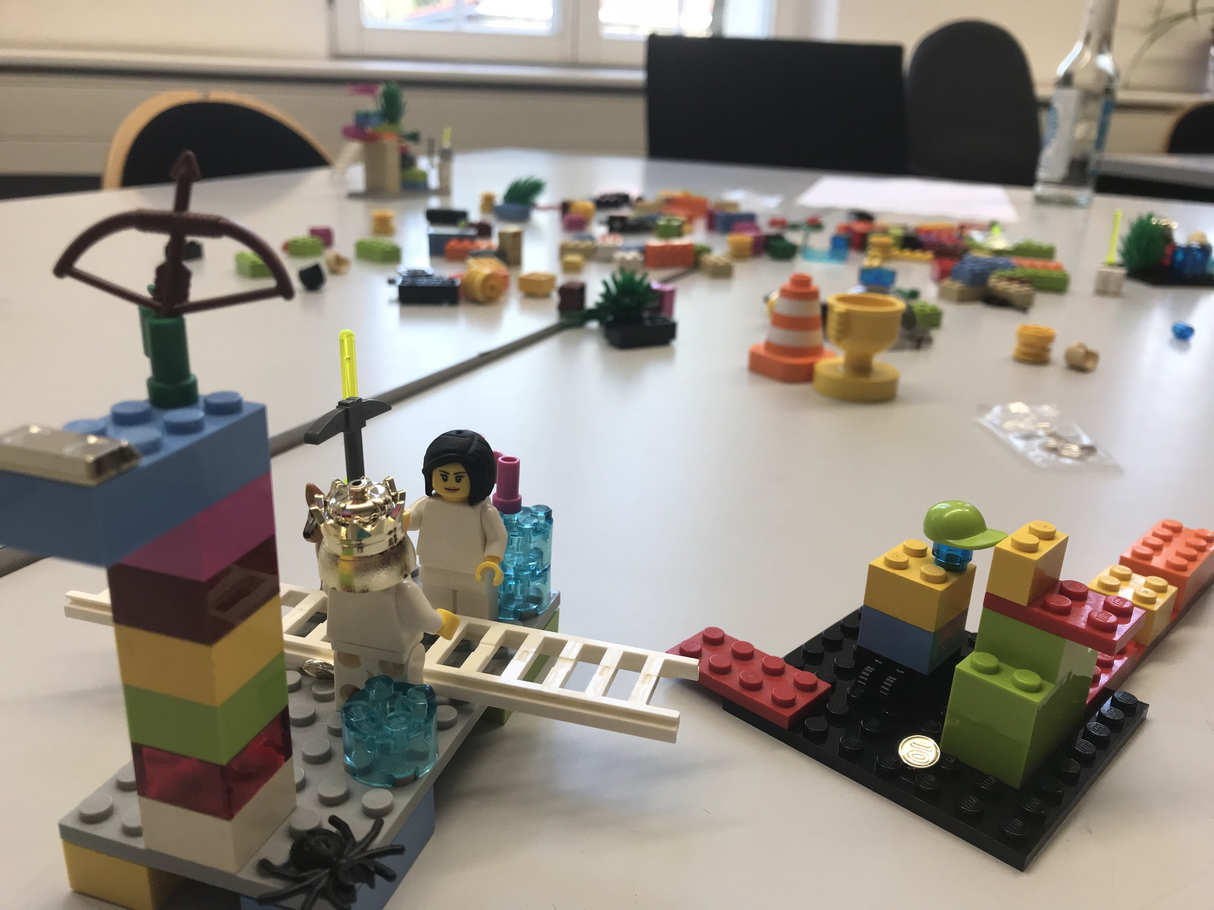 Karrierekompass mit Lego® Serious Play® at  persist Summit 2018