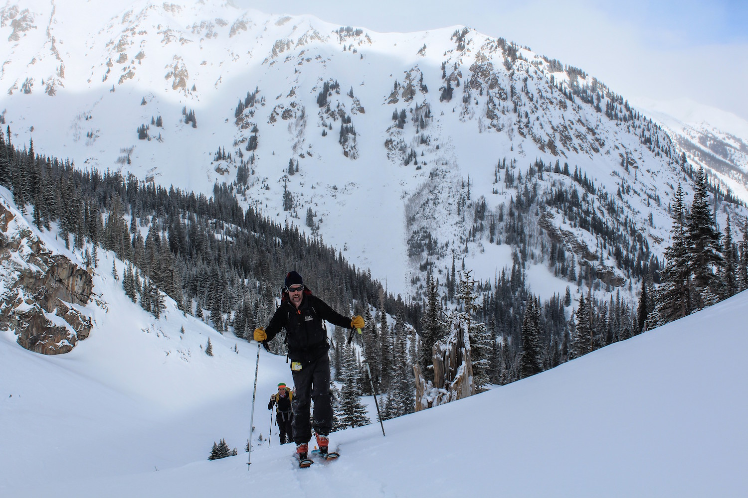 """A BACKCOUNTRY SKIER'S BEST FRIEND"" ADVENTURE JOURNAL"