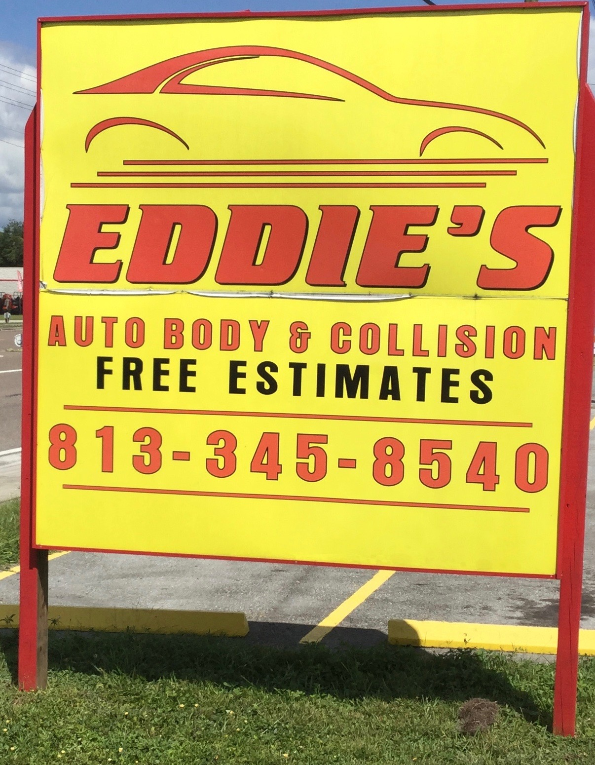 Eddie's Auto Body - We have used Eddie to keep my Mini Cooper looking good. We recommend him recommend him absolutely!