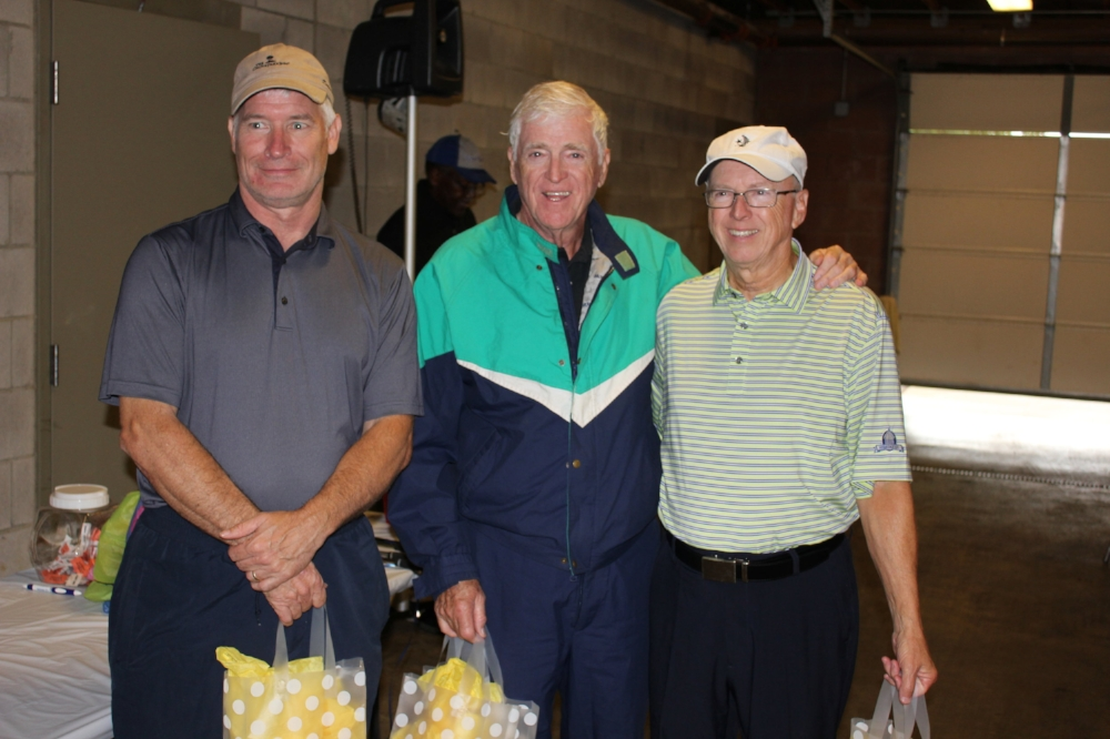 For the second year in a row our 11th Annual Walter H. Vance Memorial Embracing the Dream Golf Tournament winners!