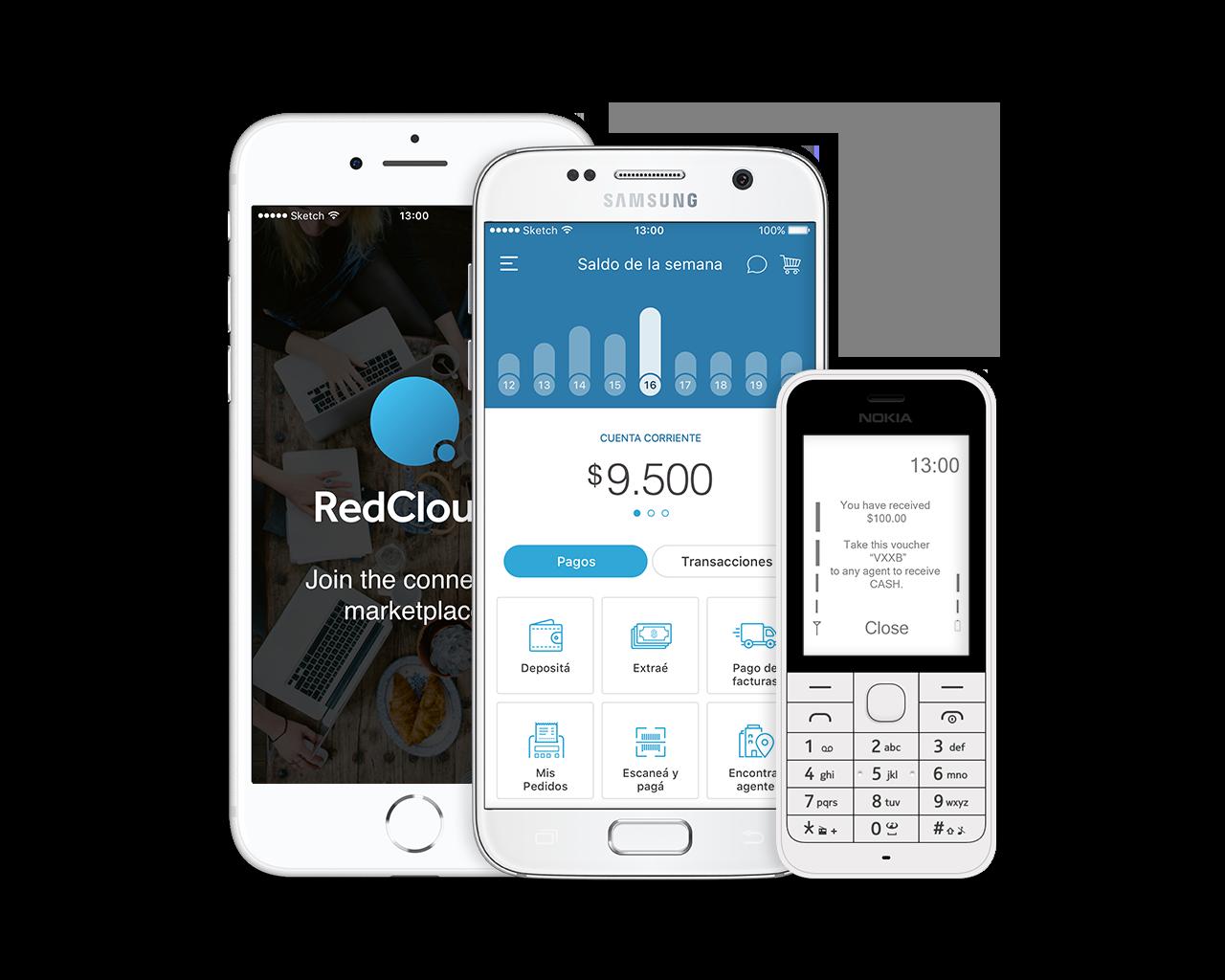 Amplia conectividad en cualquier dispositivo - Aplicaciones con características personalizables.Posibilidad de integración con aplicaciones existentes.Sin inversión en dispositivos POS o tarjetas.