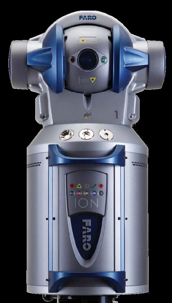 FARO Ion Laser Tracker