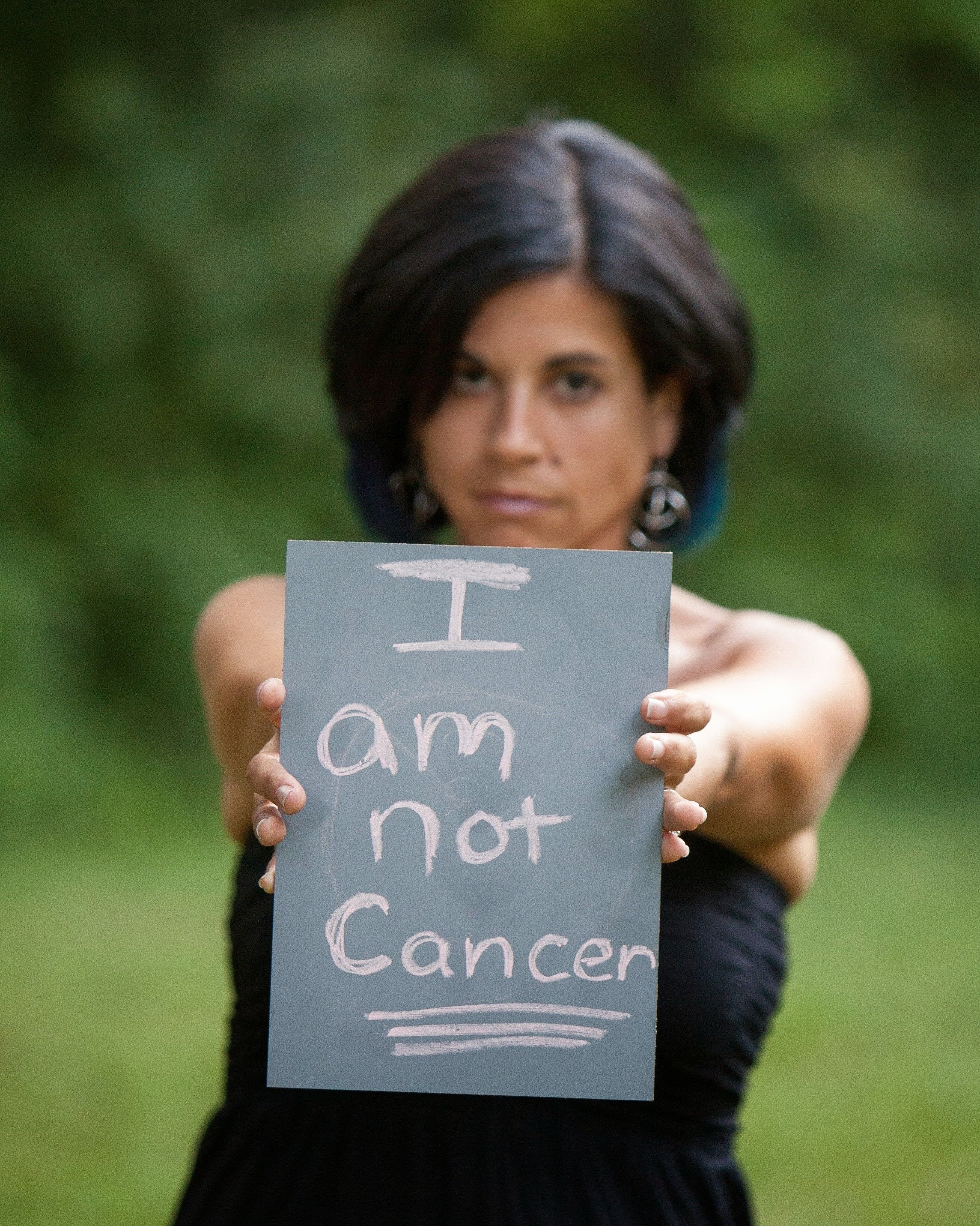 011: Annmarie Otis (founder of Stupid Dumb Breast Cancer