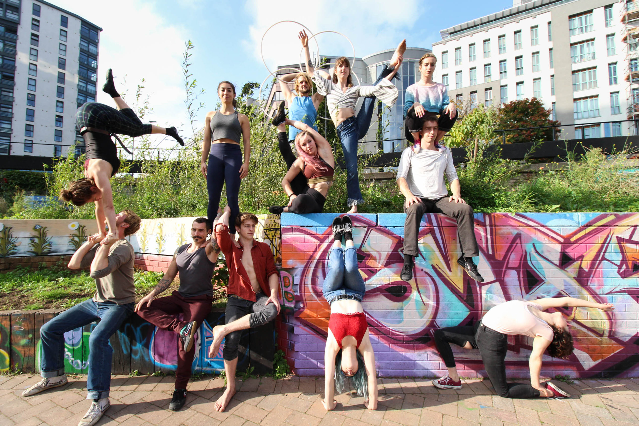 Circomedia showcase - Cirque Bijou Circus Playground, Stage - photo Cynthia Price.jpg