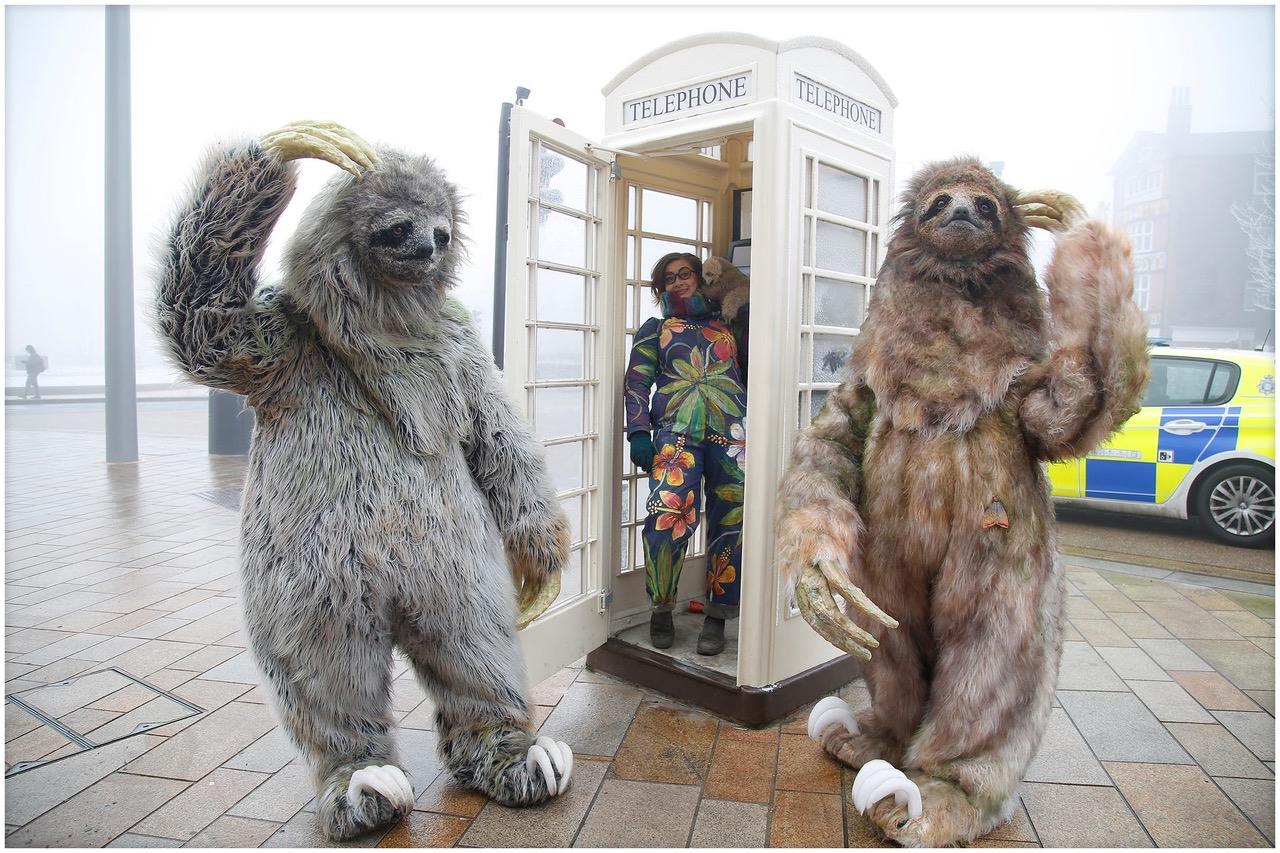 Giddy Kipper present Sloth Time, Cirque Bijou, Circus Playground.jpeg