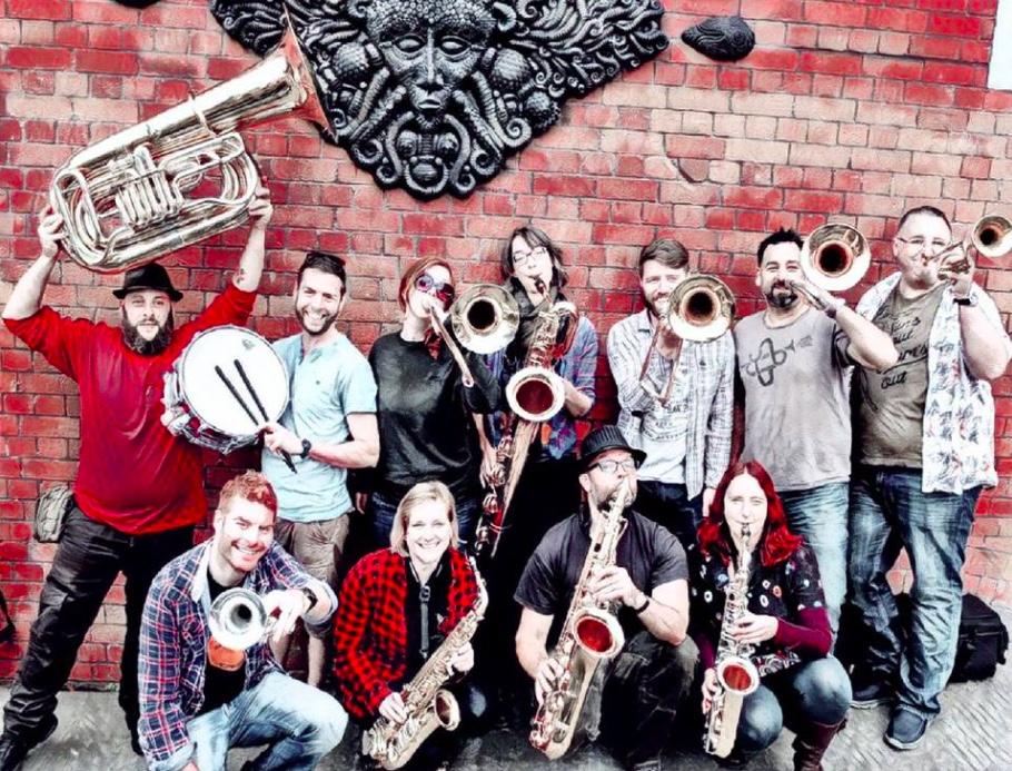 The Brass Disciples, Cirque Bijou, Circus Playground.jpeg