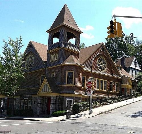 St. Stephen's United Methodist Church, 146 West 228th Street, the Bronx.