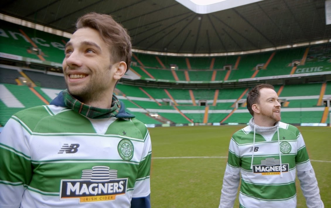Celtic Soul  Feature Directed by: Michael McNamara  United by common roots and a passion for sport, Hollywood actor Jay Baruchel..  .    READ MORE     Buy/Rent it now on      iTunes.    Purchase a copy of the DVD    here.