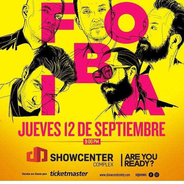 ¡Nos emociona mucho regresar a Monterrey! 12 de septiembre en Showcenter Mty. Boletos a la venta a partir del miércoles 26 junio a través del sistema Ticketmaster México, en Módulos de Plaza Fiesta y Fashion Drive.  Sigamos celebrando #Pastel