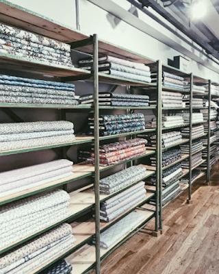 Fabrics at Liberty of London